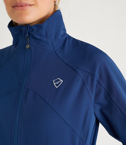 Clarice Track Jacket - Blue