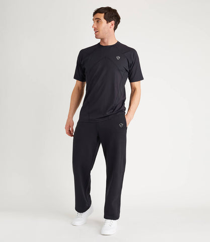 Dexter Cotton Pant Black