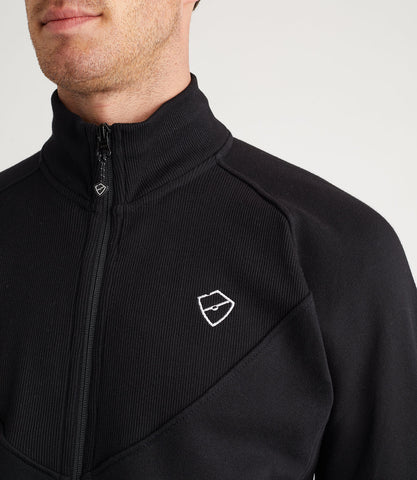Earl Cotton Jacket - Black