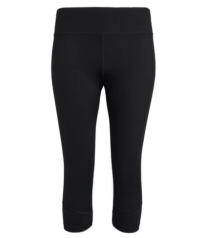 Georgia Capri Leggings Black