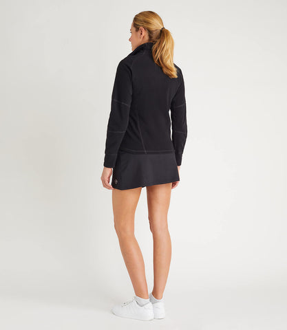 Imogen Microfleece Jacket Black