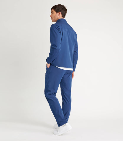 Leon Tapered Pant Blue