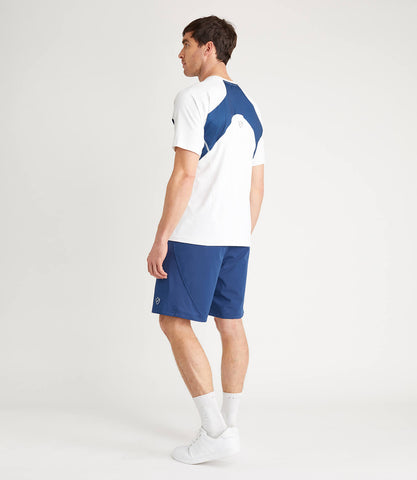 Luther Athletic Woven Short - Blue