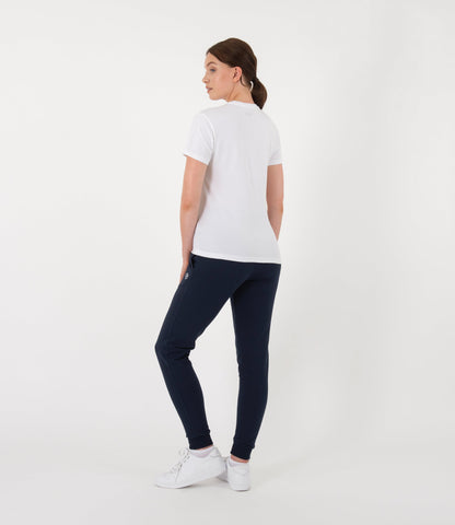 Margaret Pant - Navy/White