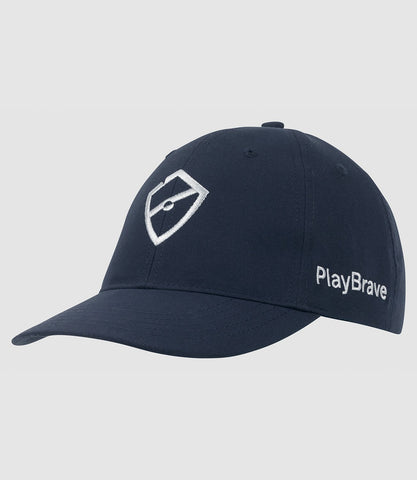 Stealth Cap - Navy/Silver