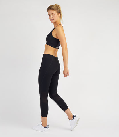 Louise 7/8 Leggings-Black