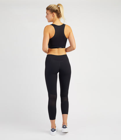 Louise 7/8 Leggings - Black