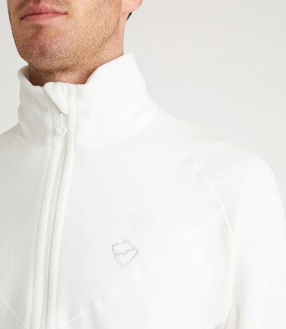 Pierce Fleece Jacket - White