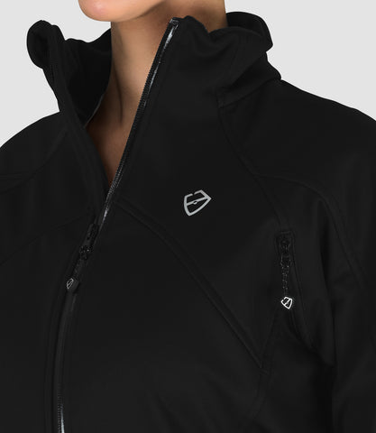 Sophia Soft Shell Jacket Black