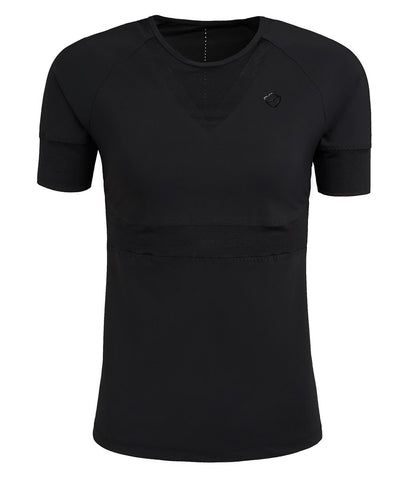Tamara Performance Tee - Black