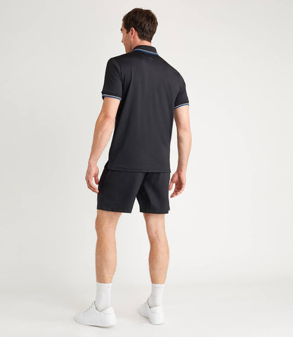 Tour Technical Polo Mens Black