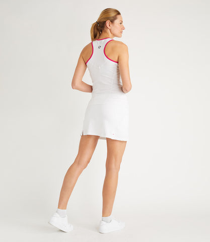 Tour Technical Skort Womens White