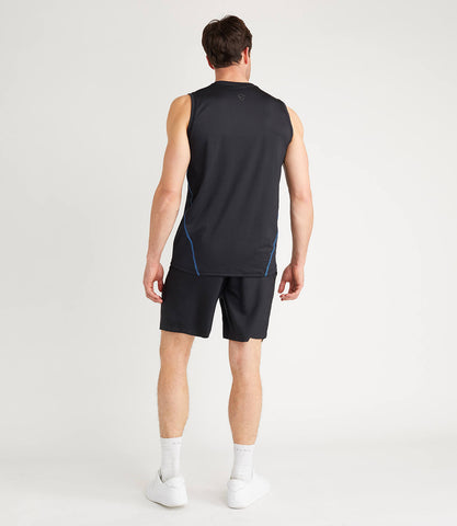 Tour Technical Tank Mens Black