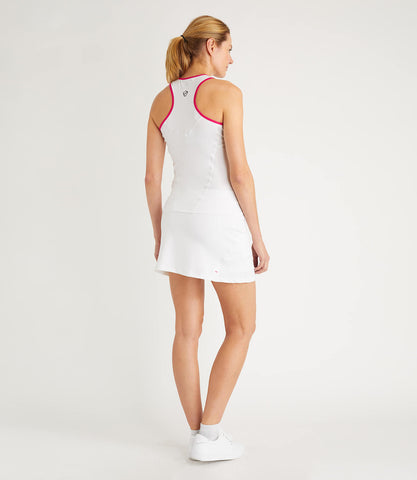Tour Technical Tank Women's White