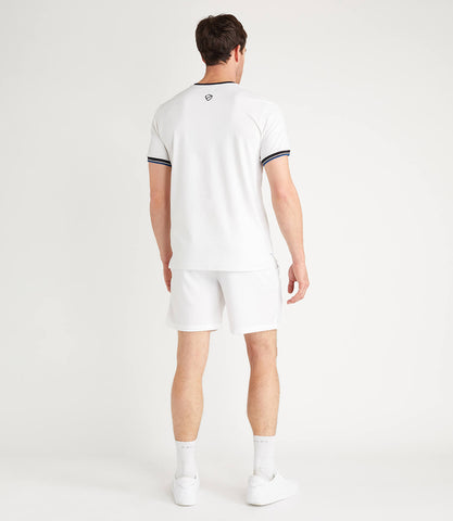 Tour Technical Tee Mens White