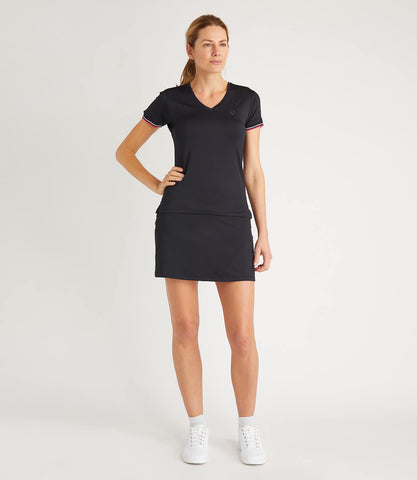 Tour Technical Tee Womens Black