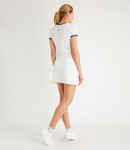 Tour Technical Tee Women's - White