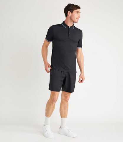 Tour Woven Shorts Mens Black