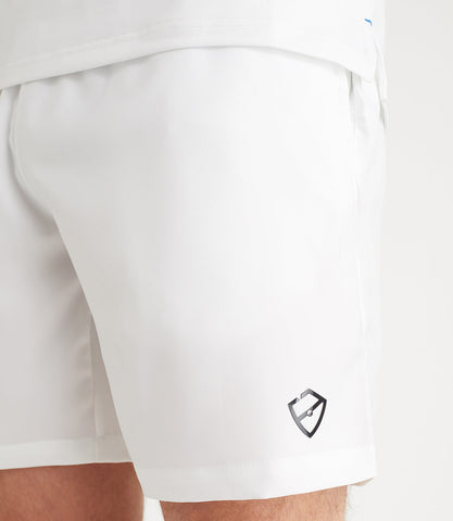 Tour Woven Shorts Mens White