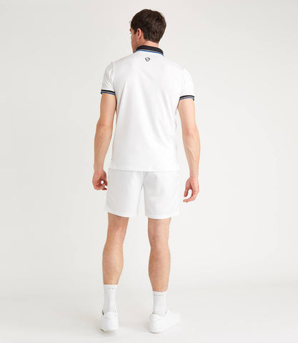 Tour Woven Short Mens White