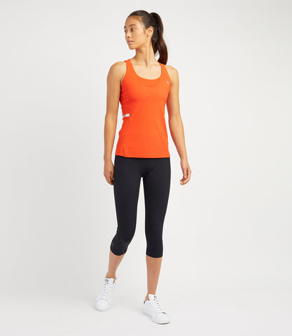 Georgia Capri Leggings - Black