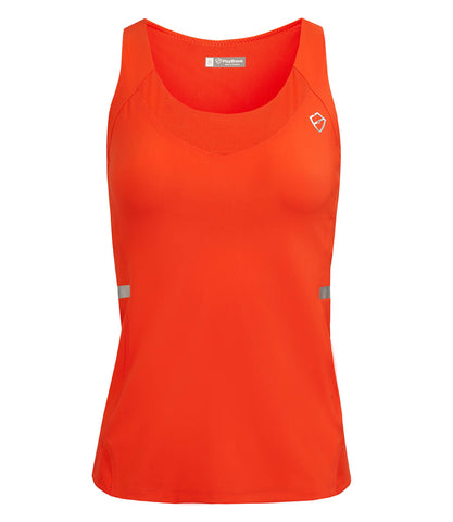 Veronica Performance Vest - Flame