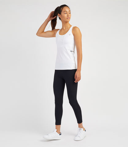 Veronica Performance Vest - White