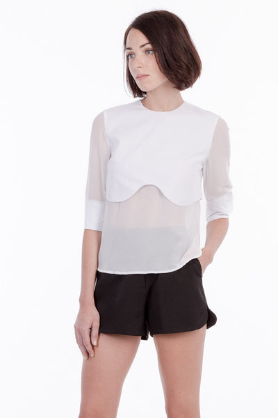 'Lombard' Blouse