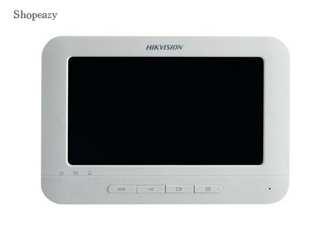 "Intercom IP With 7"" Colour Monitor And Metal Door Station"