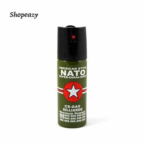 Torch NATO Pepper Spray - 60ml