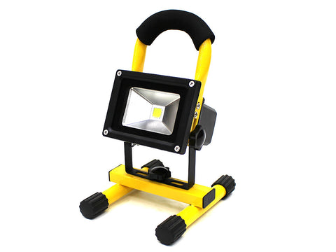 Portable Rechargeable Led Flood Light 20w