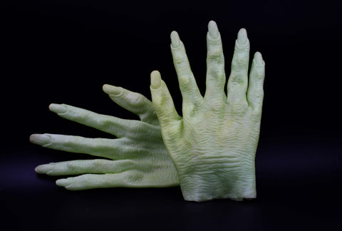 Halloween Costume Gloves with Nails Ghost Claw Gloves