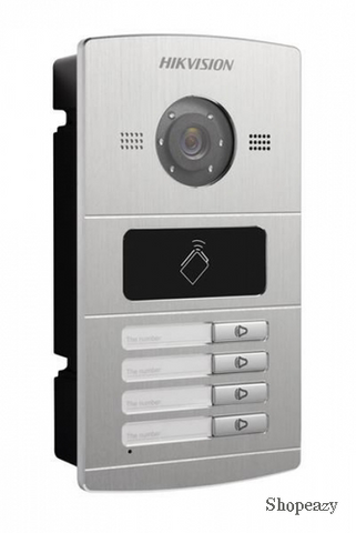 IP VIDEO INTERCOM DOOR STATION