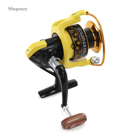 Full Metal Fishing Wiring Reel 10 BB HD 4000