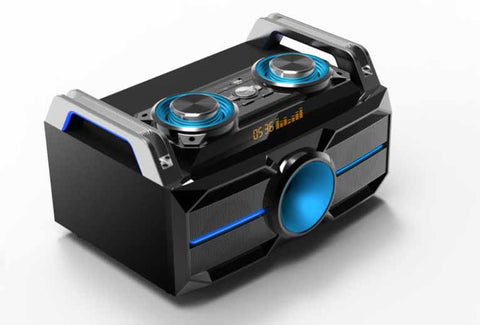 Supersonic Portable Radio & Speaker