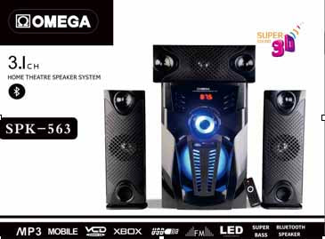 OMEGA HOME THEATER