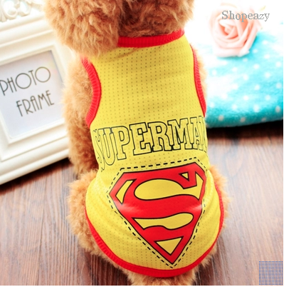 Pet dog vest & Sun protection shirt cat clothes