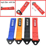 Nylon Material Custom Heavy Duty Emergency Tow Hook Strap