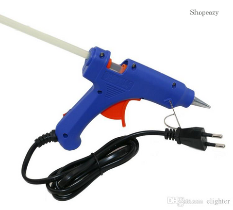 60W Hot Melt Glue Gun 11mm Glue Stick Industrial Mini Guns &Thermo Electric &Temperature Tool
