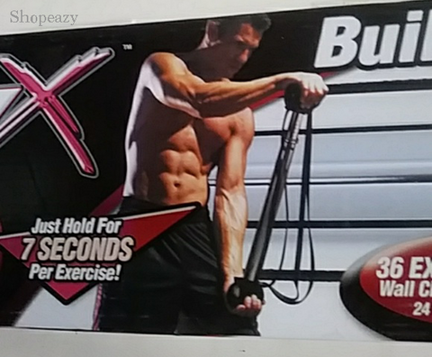 ISO 7X ISOMETRIC BUILD STRENGTH & LEAN MUSCLE WORKOUT 7