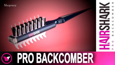 THE HAIR SHARK PRO BACK-COMBER