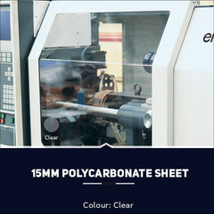 15mm Polycarbonate Sheets Clear