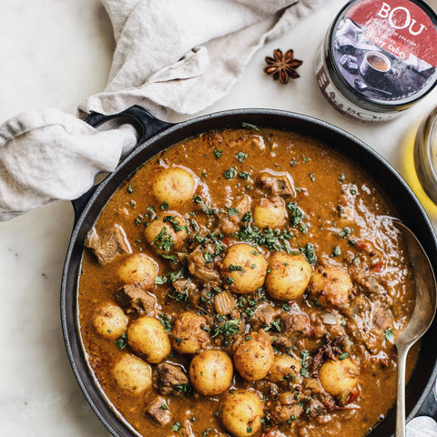 Cape Malay Lamb Curry by @thedaleyplate