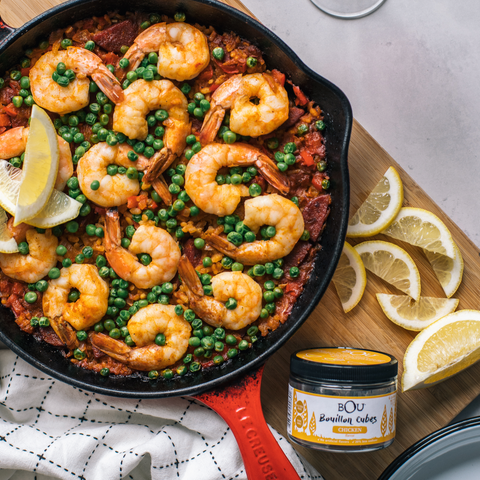 Easy Paella for Two