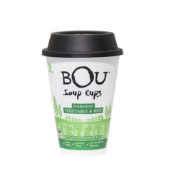 BOU Harvest Vegetable & Grain Soup Cup 6 Pack