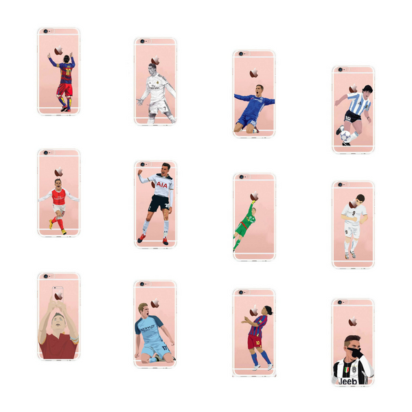 iPhone Case Soccer Superstars