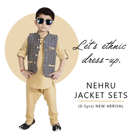 Nehru Jacket Sets