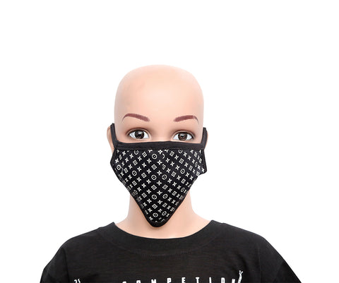 Mashup Fashion Mask,Washable 3 layer protective mask (Pack of 2)(Kids Size) - MASHUP