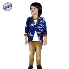 Casual Classic blazer Set - mashup boys