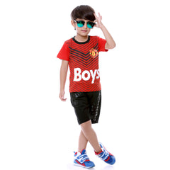 Bad Boys Sporty Football Outfit. - mashup boys